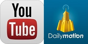 Youtube & DailyMotion